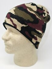 Army Green Black Camo Camouflage Watch Cap Stocking Winter Hat Free Shipping