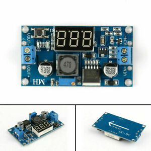 5x LM2596 Step-down Power Converter Module DC 4.0~40 To 1.3-37V LED Voltmeter CY