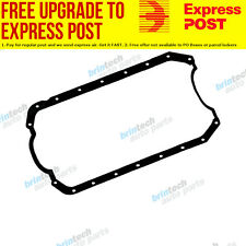 1985-1987 For Ford Meteor GC B6 Mazda Engine Oil Pan Sump Gasket J