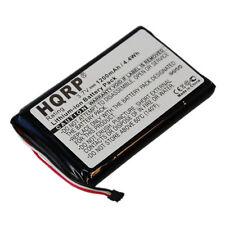 HQRP Batería para Garmin 361-00035-03 Nuvi 2450, 2455, 2460, 2475, 2495, 2495LT