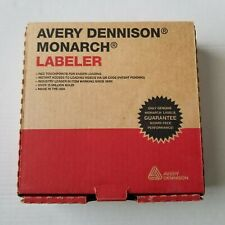 Avery Dennison Monarch 1115 2-Line Price Label Gun NEW