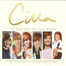 Cilla Black ‎– The Very Best Of Cilla Black (2xCD & DVD 2013 ) With DVD **NEW**