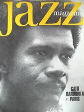 JAZZ MAGAZINE 197 GATO BARBIERI STAN KENTON HAL SINGER ROBIN KENYATTA 1971