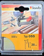 KWB elektrische Tacker