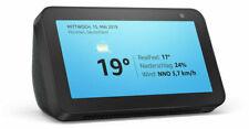 Amazon Echo Show 5 NEU & OVP kompaktes Smart Display mit Alexa, Schwarz