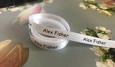 Printed name tags ,Sew on personalised labels,school uniform,Nursery Washable