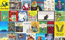 Joblot/Wholesale BOX of 100 CHILDREN'S BOOKS - BUNDLE – HIGH QUALITY
