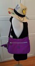 Kipling Sally Handbag Message bag Purple