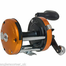 Abu Garcia 6500 CT Power Handle Orange / Sea Fishing Multiplier Reel / 1309544