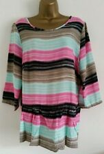 Unbranded Striped Plus Size Other Tops for Women