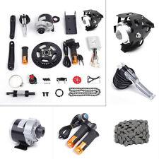 Electric Bicycle Mid-Drive Motor Conversion Kit Refit E-bike Parts 100% GENUINE!