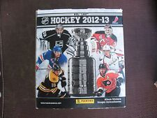 2012-2013 Panini NHL Hockey Stickers Pick 15 From List
