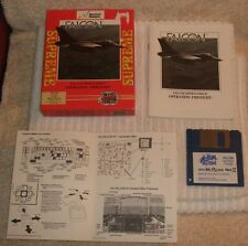 Amiga (Vintage) juego de computadora ** Falcon misión disco 2-Firefight ** en Caja