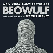 Beowulf by Seamus Heaney (English) Compact Disc Book Free Shipping!