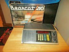 Bear Cat 210 Vhf/Uhf Scanning Radio