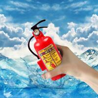 Fire Extinguisher Toy Plastic Water Gun Mini Spray Style Exercise Toys Kids Gift