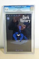 Batman: Dark Victory #6 CGC UG 9.6 NM+