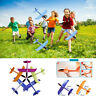 Kids Toys Hand Throw Flying Plane Foam Aeroplane Model Outdoor Launch Glider AW