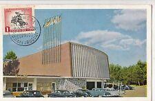 B81297 cinama theatre punta del este sala de cine en el uruguay front/back image