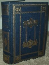 FRANKLIN LIBRARY, VANITY FAIR, by WILLIAM MAKEPEACE THACKERAY, CLASSIC NOVEL