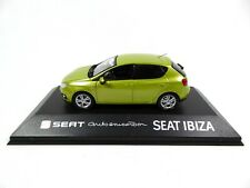 Seat New Ibiza Amarillo Citrus 1:43 - Fischer Diecast Dealer Model Car SE21