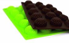 Stampo in Silicone Cioccolato Vassoio Rotondo Glassa Craft Torta Gelatina cottura GIRASOLI