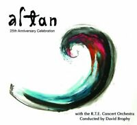 ALTAN - 25TH ANNIVERSARY CELEBRATION   CD NEW!