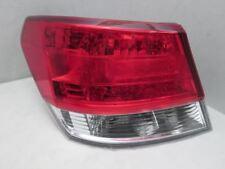 Subaru Legacy Sedan Left Tail Light 10 11 12 13 14 OEM