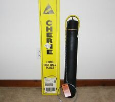 "NEW Cherne 6"" LONG Test Ball PIPE PLUG w/ 3' INFLATION EXTENSTION, RING & CHAIN"