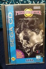 Prize Fighter (Sega CD, 1993) Complete!