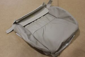 OEM Factory 03 Accord SEDAN Front Passenger Leather Seat Cover Ts Tech Cushion