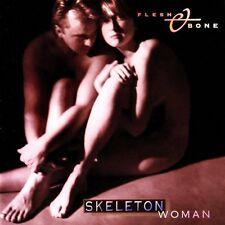 FLESH & BONE Skeleton Woman  pro CD 1993 Silver Wave Chris White Peter Kater