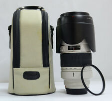 Used Canon EF 70-200mm / 70-200 f/2.8 USM L Lens DSLR + Filter