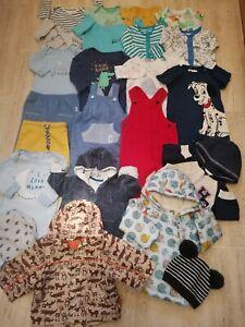 Baby Boy Clothes 3-6 Months DISNEY,M&S