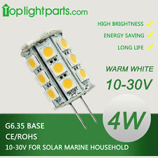 (5pcs) x G6.35 12V AC DC Warm White GY6.35 Tower Spot G7 G8 LED Lamp Light Bulb