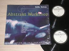 ABSTRAKT WORKSHOP (HERBALISER, DJ KRUSH, CUTEE B.) - 2 LP 33 GIRI U.S.A.