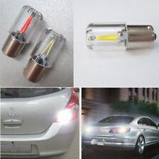 2x 1156 BA15S LED Filament Chip Car Light Vehicle Reverse Turning Instruct Bulb