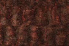 Ecopelliccia visone alta gamma grigio/borgog STOFFA AL METRO TESSUTO A METRAGGIO