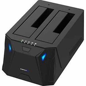 ✅ USB 3.0 to SATA I/II/III Dual Bay External Hard Drive Docking Station