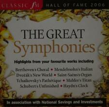 Various Classical(CD Album)The Great Symphonies -Classic FM---UK-2006--