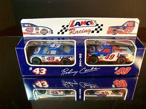 Rodney Combs #43 Lance Snacks 1996 Pontiac / Dodge Super Truck  Matchbox 2 Car