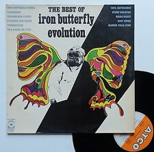 "LP Iron Butterfly   ""Evolution - The best of Iron Butterfly"""