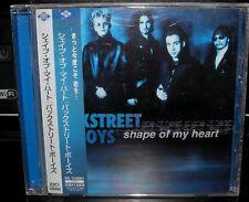 BACKSTREET BOYS SHAPE OF MY HEART JAPAN CD SINGLE ALL I HAVE TO GIVE THE ONE