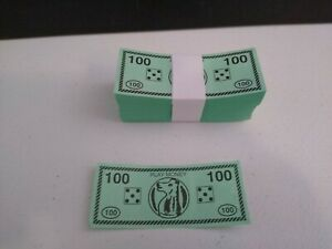 PLAY MONEY for Board Game Inventor