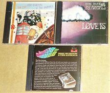 (3) CD's by ERIC BURDON & THE ANIMALS