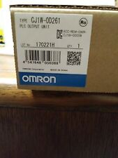 Reduced.  OMRON PLC CJ1W-OD261 output unit (New In factory packaging)