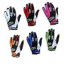 wulfsport mx kids gloves stratos Trials childrens kids mx quad bmx cycle gloves