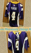 Brett favre Minnesota Vikings Reebok medium jersey.