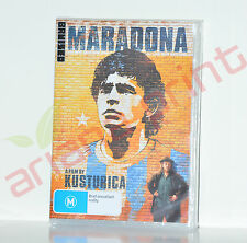 Maradona - A Film by Kusturica DVD