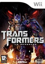 27430// TRANSFORMERS LA REVANCHE SUR WII EN TBE